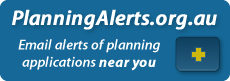 planning alerts near you