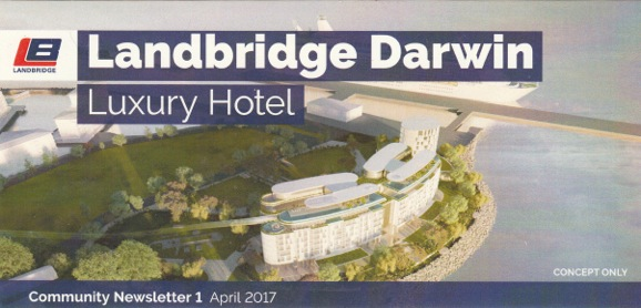 Landbridge Darwin Luxury Hotel